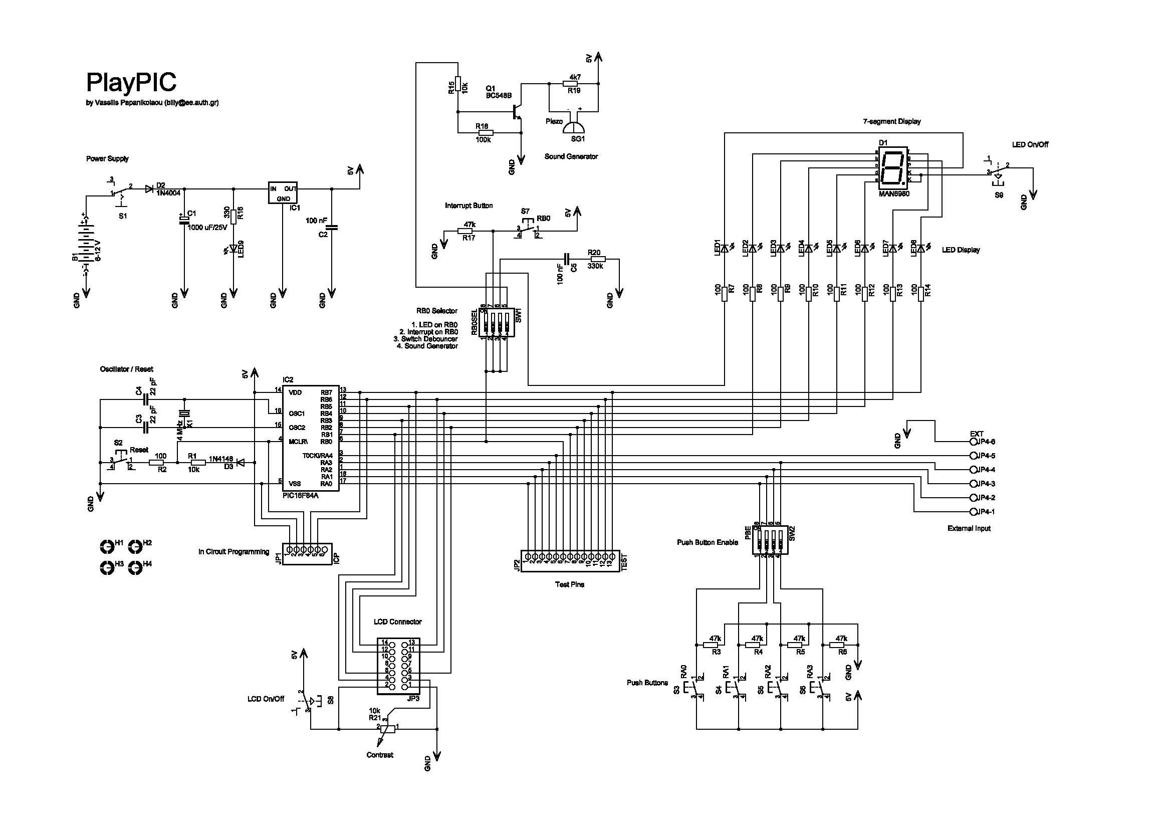 Устройства на микроконтроллерах пик 7 фотография